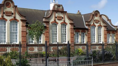 Stradbroke Primary Academy in Gorleston that will now reopen to more pupils on June 8 . Picture: Pau