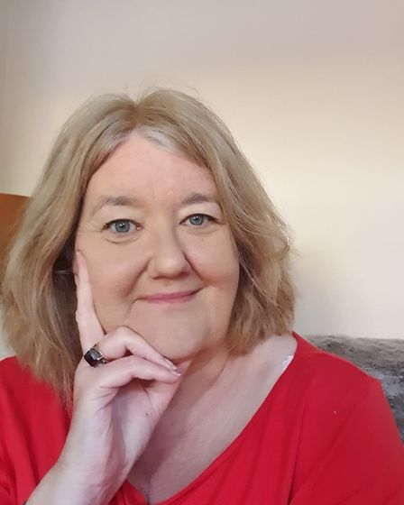 Wendy Norman, of Norwich, who is shielding from Covid-19. Picture: Wendy Norman
