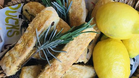 Follow the recipe for our Norfolk shortcakes with a twist Picture: Charlotte Smith-Jarvis