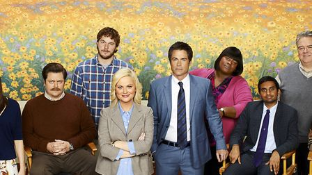 Parks and Recreation. Picture: Sky/NBC Universal