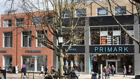 The date the Primark store in Norwich will open again has been announced. Pic: Archant