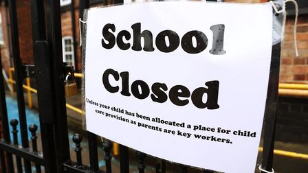 Schools have been closed except for vulnerable and key worker children since March 20. Picture: Tim
