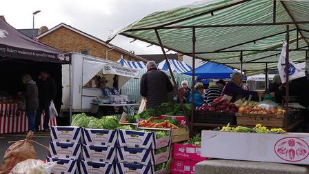 Downham Market Town council is reopening the market on Friday with reduced numbers and opening times
