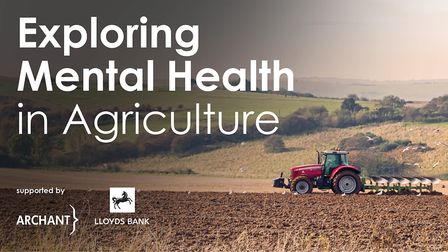 Last year 84pc of farmers under 40 said they believed poor mental health was the biggest danger faci