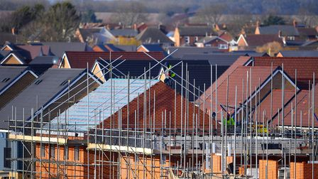Plans are being drawn up for nearly 400 new homes in King's Lynn : Joe Giddens/PA Wire