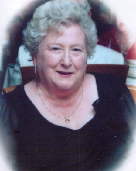 Carole Fields, former Sheringham school teacher and town councillor. Picture: Supplied by the family