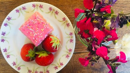 Great British Bakes: Follow Charlotte's recipe for Tottenham Cake Picture: Charlotte Smith-Jarvis