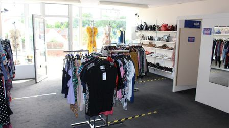 Children's charity Break is preparing to reopen some of its shops with protective screens and declut
