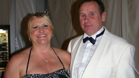 The third annual Evening News Press Ball at Marriott Sprowston Manor Hotel, on November 24, 2006. Te