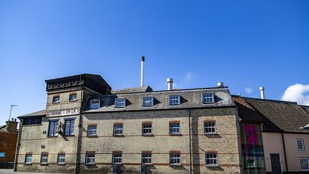 The pride of Southwold - Adnams is a modern brewery with lots of tradition