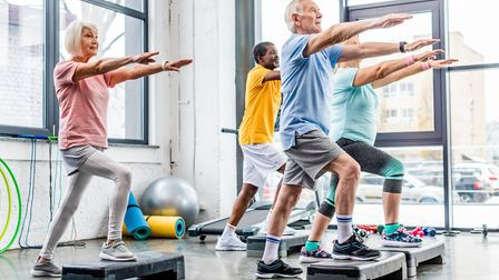 You can't beat a bit of exercise. Picture: Getty Images/iStockphoto/LightFieldStudios