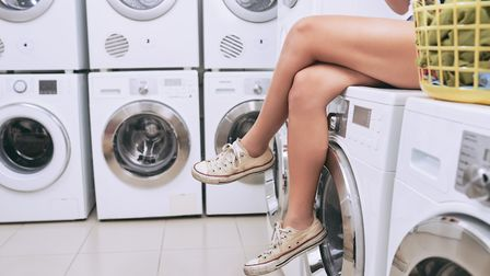 Heard the joke about the trip to the launderette? Picture: Getty Images/iStockphoto