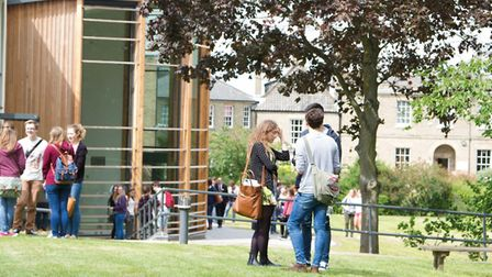 Paston College open day has been replaced with an online event for prospective students. Picture: Pa