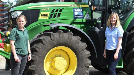 Norfolk-based farm machinery dealership Ben Burgess has teamed up with mental health charity YANA to