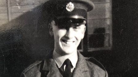 David Smtih was conscripted to National Service and spent 2 years at RAF West Kirby on Merseyside an