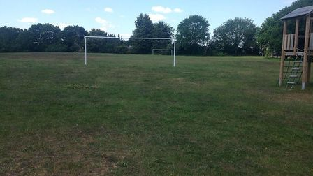 Longham Football Pitch, just outside of Dereham, has been home to the villages first and second team