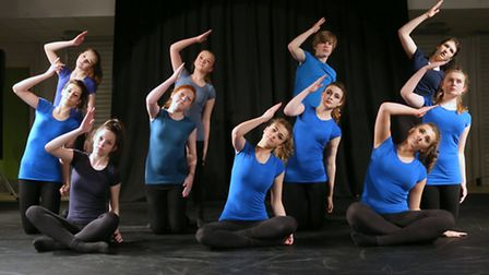 Dance Show at Neatherd High School, March 2014. Pics by 2Up Photography