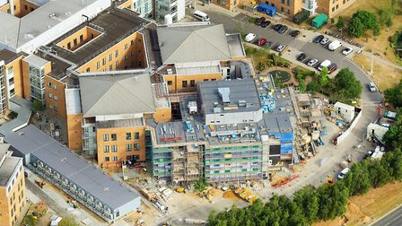 Norfolk and Norwich University Hospital paid Octagon £62m last year. Octagon, the company behind the