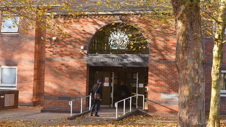 Norwich Magistrates Court Pictures: BRITTANY WOODMAN