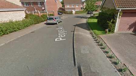 A power saw was stolen after a vehicle parked in Pepys Avenue, Worlingham was broken into. Picture: