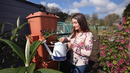 Many are turning to gardening to keep themselves occupied, which can have implications for water con