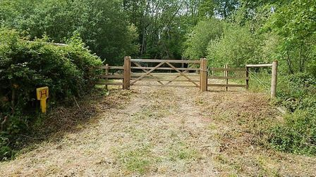 Land off Bulls Green Road in Toft Monks, Beccles, is being marketed by Auction House East Anglia.It