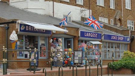 World of Fun, aka Britain's Largest Joke Shop, has reopened at Hunstanton as lockdown eases and so-c