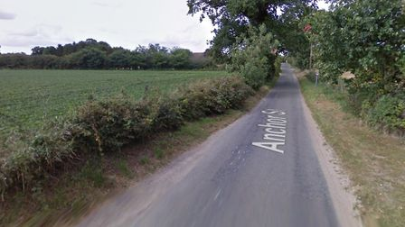 The attack took place on Anchor Street in Smallburgh. Picture: Google