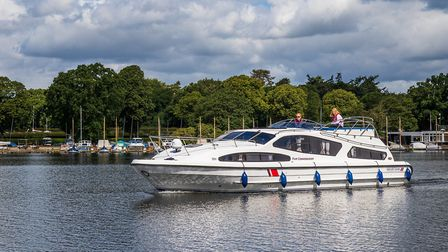 When holidaymakers isolating in family bubbles can return to the Broads, they'll find a warm welcome