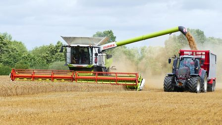 An online health and safety drive is being launched by NFU East Anglia to keep farmers safe during h