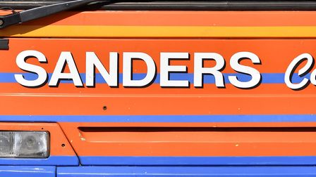 A woman became 'violent and abusive' towards a Sanders bus driver after she was told she could not b
