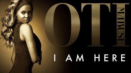 Strictly Come Dancing pro Oti Mabuse is bringing her 2021 'I Am Here' UK tour to Norwich Theatre Roy