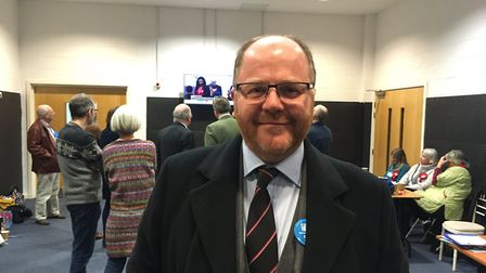 Mid Norfolk MP George Freeman. Picture: Archant