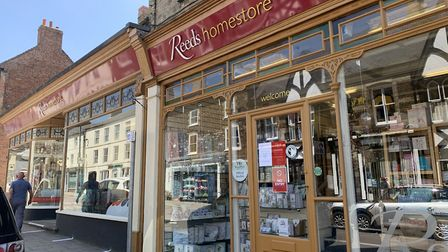 Reeds Homestore in Downham Market reopened on Monday, June 15. Picture: Sarah Hussain