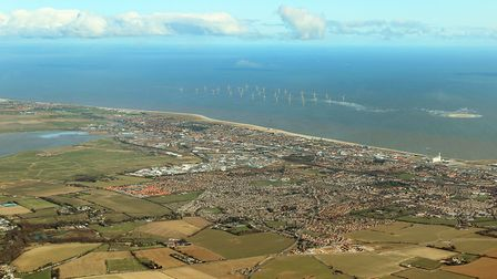 Great Yarmouth is one of the areas which could potentially secure a £25m boost. Picture: Mike Page
