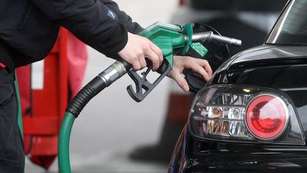 Fuel prices, including petrol, tumbled by 16.7pc in May - the biggest fall on record. Picture: Lewis