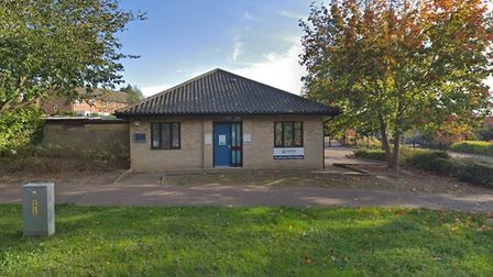 The former Bowthorpe Police Station, pictured in 2018. Photo: Google