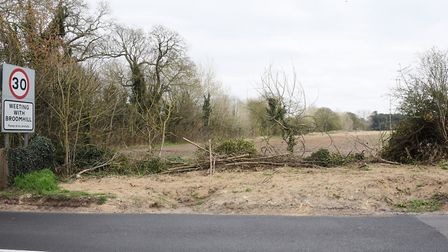 Breckland Council's planning committee has rejected plans to build a new crematorium off Brandon Roa