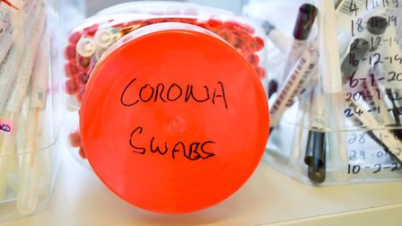 People in Norfolk are being urged to paqy heed to coronavirus symptoms and Test and Trace contact. P