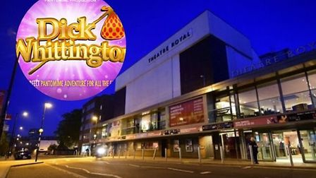 The Norwich Theatre Royal 2020 panto of Dick Whittington and His Cat has been postponed Picture: Ant