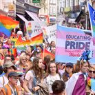 Schools across Norfolk are being invited to take part in Norwich Pride Schools Week and explore the