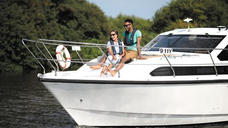 Bookings on the Norfolk Broads have already gone up say Hoseasons. Pic: submitted