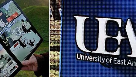 A new comic book course has been launched at the UEA. Picture: Archant