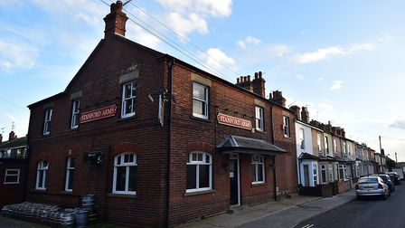 Stanford Arms, Lowestoft. Picture: ANTONY KELLY