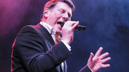 Spandau Ballet star Tony Hadley is one of the performers at 80s Lockdown Fest 2 Picture: Supplied by