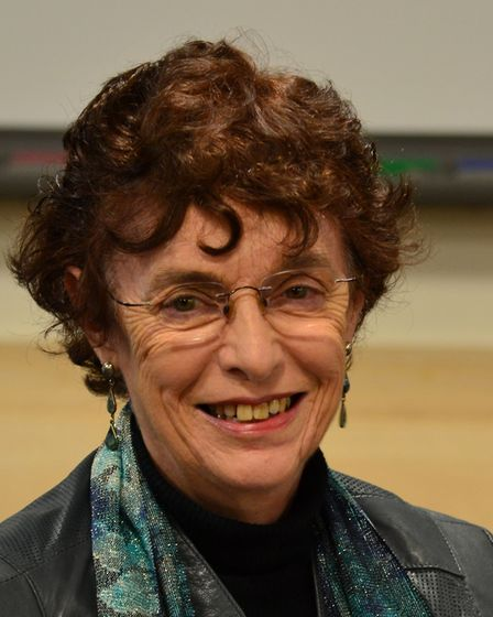 Marie Strong, Norfolk County Councillor for Wells. Pic: Liberal Democrats.