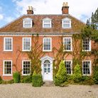Dickleburgh Manor near Diss is a Grade II* listed country manor house for sale at a guide price of £