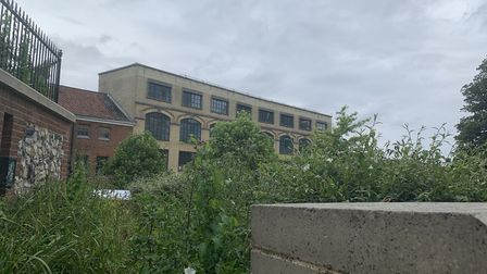 New apartments are being converted in Castle House in Norwich. Pic: Archant