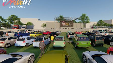 The Drive-in Experience is heading to Norfolk and will run from midday over four days with cinema, m