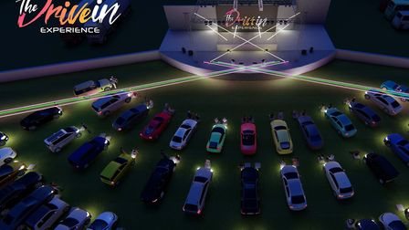 The Drive-in Experience is coming to Norfolk and includes cinema, comedy, live music and games Pictu